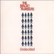 Click here for more info about 'The Magic Numbers - Undecided'