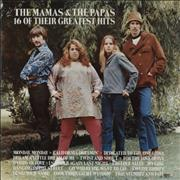 Click here for more info about 'The Mama's And The Papa's - 16 Of Their Greatest Hits'