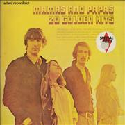 Click here for more info about 'The Mama's And The Papa's - 20 Golden Hits'