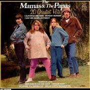 Click here for more info about 'The Mama's And The Papa's - 20 Greatest Hits'