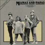 Click here for more info about 'The Mama's And The Papa's - Four Tracks From Mamas And Papas'