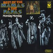 Click here for more info about 'The Mama's And The Papa's - Monday Monday: Best Of The Mama & The Papas'