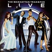 Click here for more info about 'The Manhattan Transfer - Live'