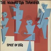 Click here for more info about 'The Manhattan Transfer - Spice Of Life + Sleeve'