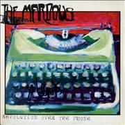Click here for more info about 'The Mardous - Revolution Over The Phone'