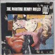 Click here for more info about 'The Martini Henry Rifles - Infomercial - Clear vinyl + CD single'