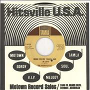 Click here for more info about 'The Marvelettes - When You're Young And In Love'