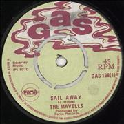 Click here for more info about 'The Marvels - Sail Away'