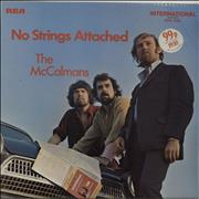 Click here for more info about 'The McCalmans - No Strings Attached'
