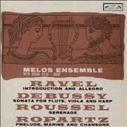 Click here for more info about 'The Melos Ensemble - Ravel / Debussy / Roussel / Ropartz'