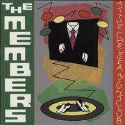 Click here for more info about 'The Members - At The Chelsea Nightclub - 200gm'