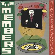 Click here for more info about 'The Members - At The Chelsea Nightclub'