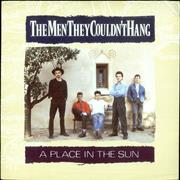 Click here for more info about 'The Men They Couldn't Hang - A Place In The Sun'
