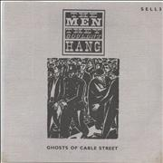 Click here for more info about 'The Men They Couldn't Hang - Ghosts Of Cable Street - Grey cover'