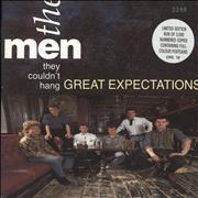 Click here for more info about 'The Men They Couldn't Hang - Great Expectations - Numbered Sleeve + Postcard'