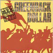 Click here for more info about 'Greenback Dollar - White Vinyl'