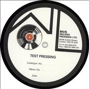 Click here for more info about 'The Merseybeats - Beat And Ballads - Test Pressing'