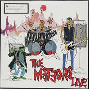 Click here for more info about 'The Meteors (80s) - Live'