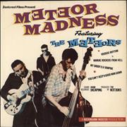 Click here for more info about 'The Meteors (80s) - Meteor Madness'
