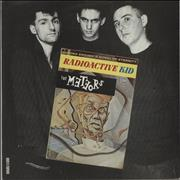 Click here for more info about 'The Meteors (80s) - Radioactive Kid'