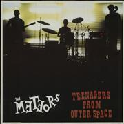 Click here for more info about 'The Meteors (80s) - Teenagers From Outer Space'