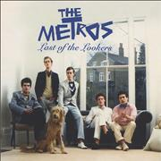 Click here for more info about 'The Metros - Last Of The Lookers'