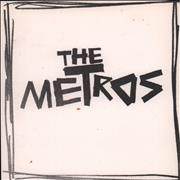 Click here for more info about 'The Metros - More Money Less Grief - Album Sampler'