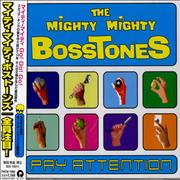 Click here for more info about 'The Mighty Mighty Bosstones - Pay Attention'