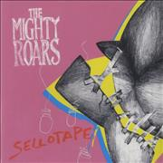 Click here for more info about 'The Mighty Roars - Sellotape'