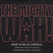 Click here for more info about 'Wah! - Heart As Big As Liverpool'