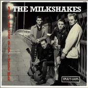 Click here for more info about 'The Milkshakes - Nothing Can Stop These Men'