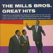 Click here for more info about 'The Mills Brothers - Great Hits'