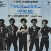 Click here for more info about 'The Miracles - Women Make The World Go Round'