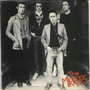 Click here for more info about 'The Mirrors (UK Punk) - Cure For Cancer'