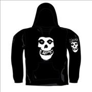 Click here for more info about 'Misfits - Fiend Skull Hooded Sweatshirt - Large'