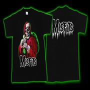 Click here for more info about 'Misfits - Misfits Christmas T-Shirt'
