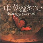 Click here for more info about 'The Mission - Butterfly On A Wheel'