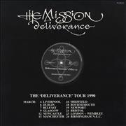 Click here for more info about 'The Mission - Deliverance - House Of Love Label Error'