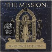 Click here for more info about 'The Mission - Gods Own Medicine - 180 Gram - Sealed'