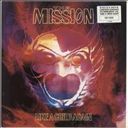 Click here for more info about 'The Mission - Like A Child Again - Etched'