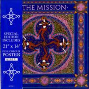 Click here for more info about 'The Mission - Severina - Poster Sleeve + Numbered Belly Band'