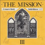 Click here for more info about 'The Mission - III - Stay With Me - Autographed'