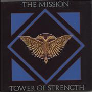Click here for more info about 'The Mission - Tower Of Strength - Un Numbered'