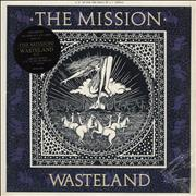 Click here for more info about 'Wasteland - Stickered sleeve - EX'
