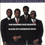Click here for more info about 'The Modern Jazz Quartet - Blues At Carnegie Hall - 200gm'