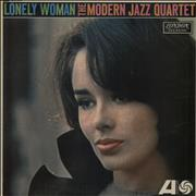 Click here for more info about 'The Modern Jazz Quartet - Lonely Woman'