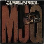 Click here for more info about 'The Modern Jazz Quartet - More From The Last Concert'