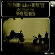Click here for more info about 'The Modern Jazz Quartet - Plays The Music From Porgy And Bess'