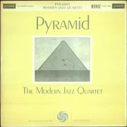 Click here for more info about 'The Modern Jazz Quartet - Pyramid'