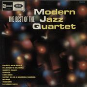 Click here for more info about 'The Modern Jazz Quartet - The Best Of The Modern Jazz Quartet'